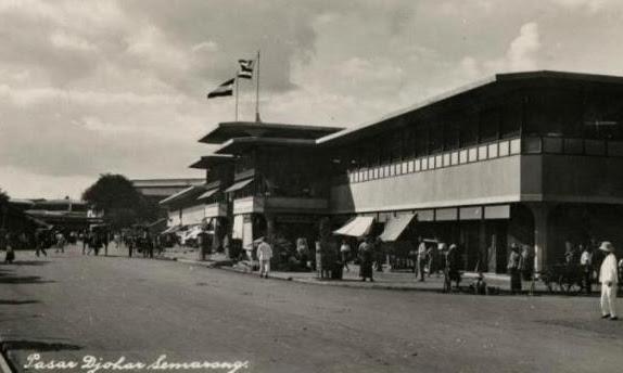 Sejarah Singkat Pasar Johar