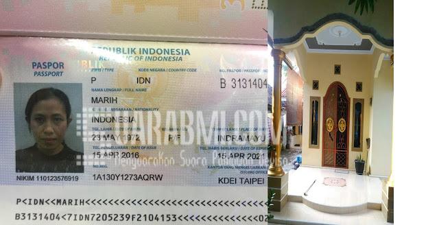 TKW Asal Indramayu Kedapatan Mencuri Uang Majikan Sekaligus Agensinya, Hingga Bangun Rumah Mewah