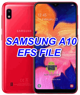 Samsung A10 SM-A105FN efs file-firmware Download
