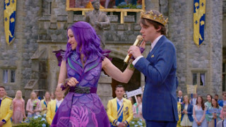 Descendants 3 (2019) Full Movie Hindi Dual Audio 480p 720p WEB-DL || 7starhd