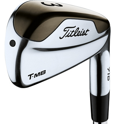Titleist 716 T-MB Utility Iron with Steel Shaft