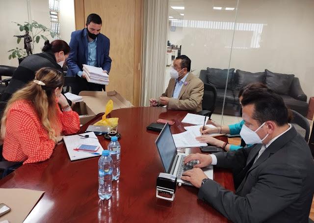 Solicitan desafuero contra  Saúl Huerta, por abuso sexual agravado y violación equiparada