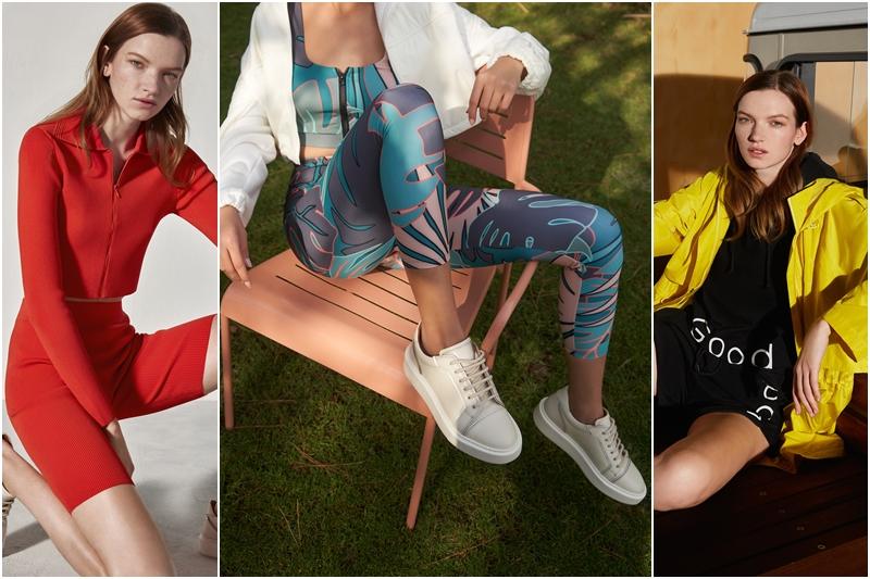 Beymen Club Activewear Koleksiyonu ile bahara dinamik merhaba