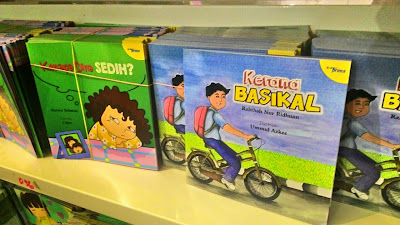 Buku bergambar kanak-kanak berkualiti dan murah