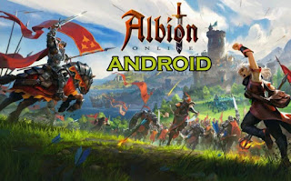 Download Albion Online Open World Versi Android