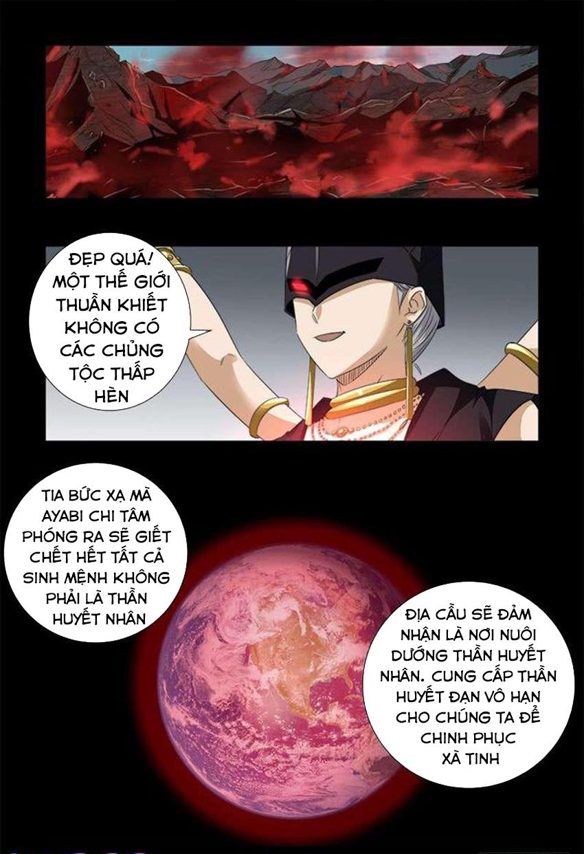 Huyết Ma Nhân Chapter 502 video - Hamtruyen.vn