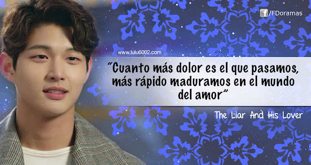The Liar And His Lover frases