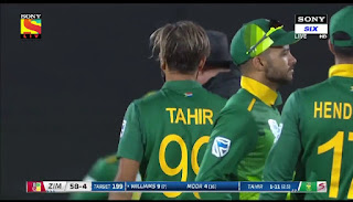 Cricket Highlights - Imran Tahir 6-24 including Hat-trick
