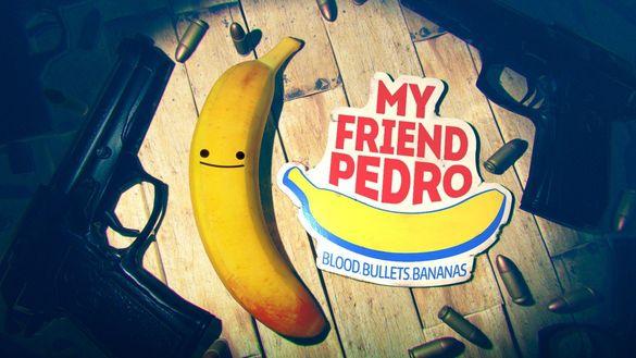 تحميل لعبة My Friend Pedro للاندرويد و الايفون الاصلية