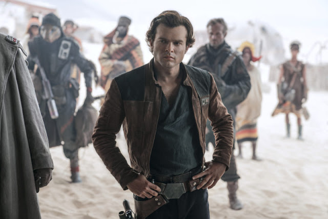 Solo: Star Wars Story (Solo: A Star Wars Story) – Recenze