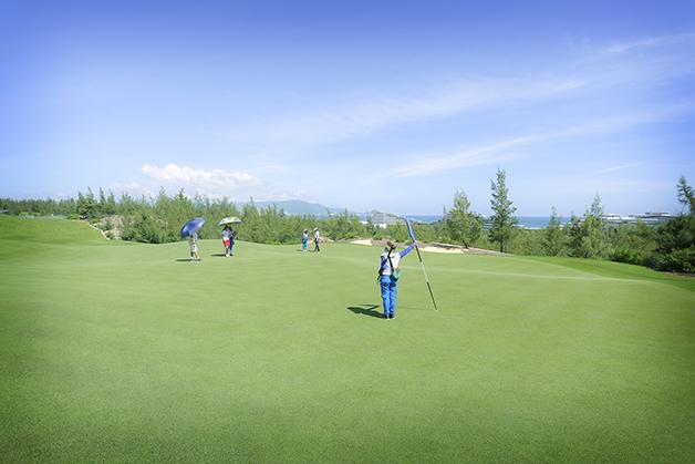 Sân Golf đẳng cấp quốc tế tại FLC Quy Nhơn