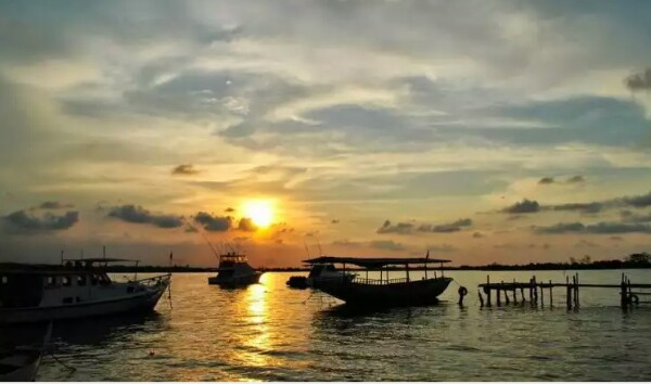 10 Foto Pantai Populer Di Semarang Jawa Tengah Yang Lagi ...
