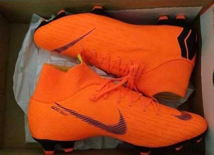 88eec5b56 The second-tier Nike Mercurial Superfly VI Pro model will feature Nike s ACC  technology. +2. 3 of 3. 1 of 3