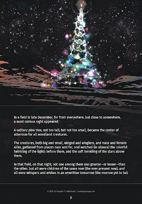Christmas (2020) Copyright 2020 Christopher V. DeRobertis. All rights reserved. insilentpassage.com