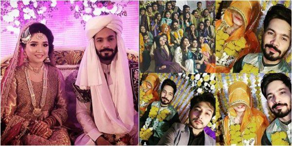 Actor Ayaz Samoo Wedding Pictures