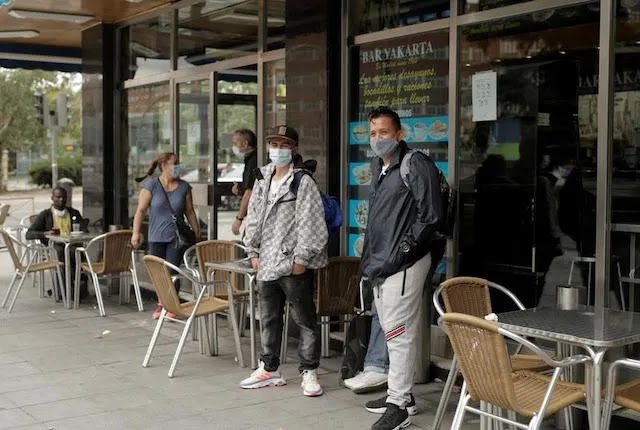 Spanish Capital Madrid goes under second lockdown over coronavirus