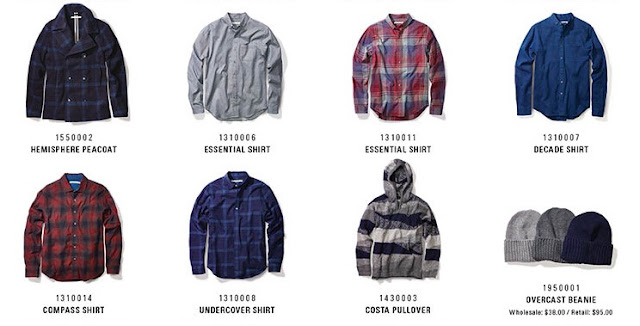 outerknow clothing range 2