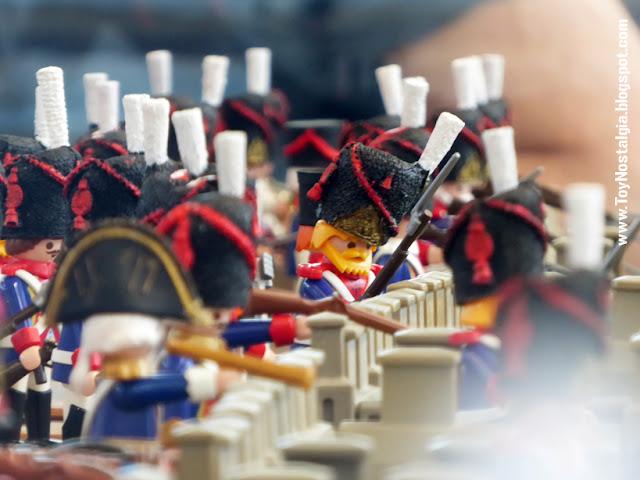 Diorama Playmobil Guerras Napoleónicas  (Fira Sabadell - 2019)