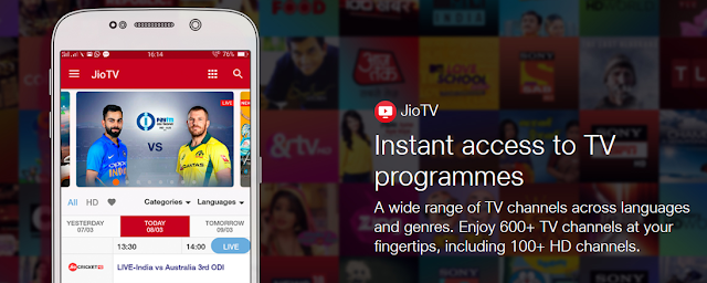 Jio TV Web Extension to Watch Jio TV Live on PC FREE | Free Stuff