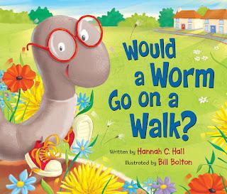 would a worm go on a walk hannah hall