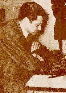 El ajedrecista Santiago Tejero Lamana