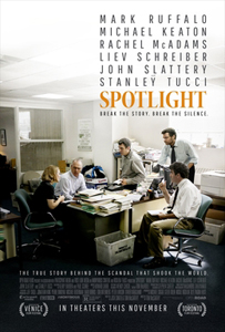 Poster original de Spotlight