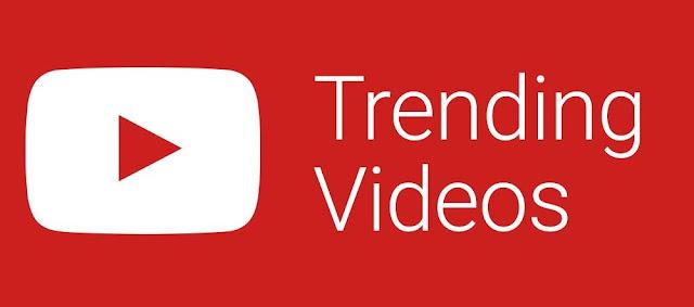 Video inayo trend Youtube kwa sasa