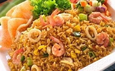 Resep Nasi Goreng Seafood Spesial yang Enak dan Bikin Nagih