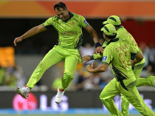 Pakistan vs Zimbabwe Highlights - 23rd Match   ICC Cricket World Cup 2015 Highlights