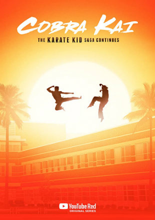 Cobra Kai 2020 (Season 2) HDRip 720p Dual Audio In Hindi English