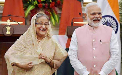 Bangladesh PM Sheikh Hasina to visit India in October
