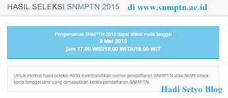 Bocoran Lihat Pengumuman SNMPTN 2017 di www.sbnmptn.ac.id, Hasil Resmi SBMPTN 2017 13 Juni 2017 img