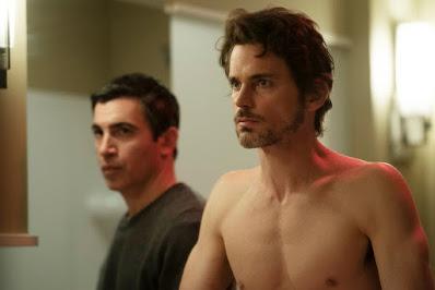 "Nick y Jamie (Matt Bomer) en ""The Sinner"""