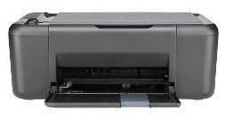 HP Deskjet F2410 All-in-One Printer Software and Driver