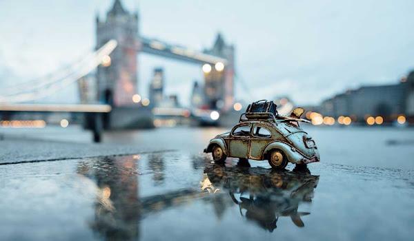 Dünyanın En Güzel Manzaralı Minyatür Fotoğrafları