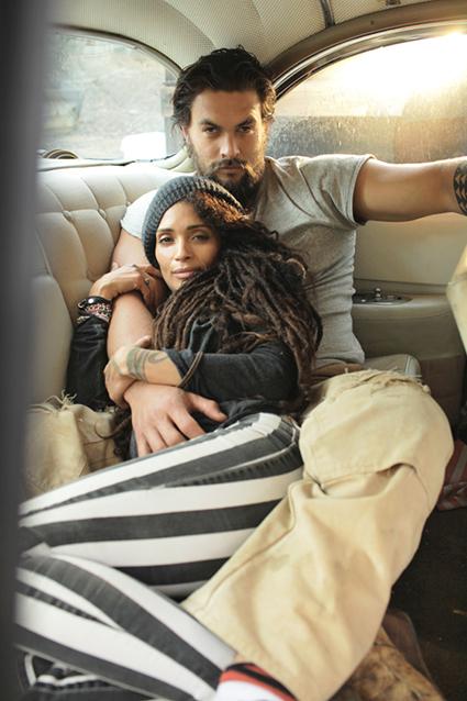 Jason Momoa Lisa Bonet Husband