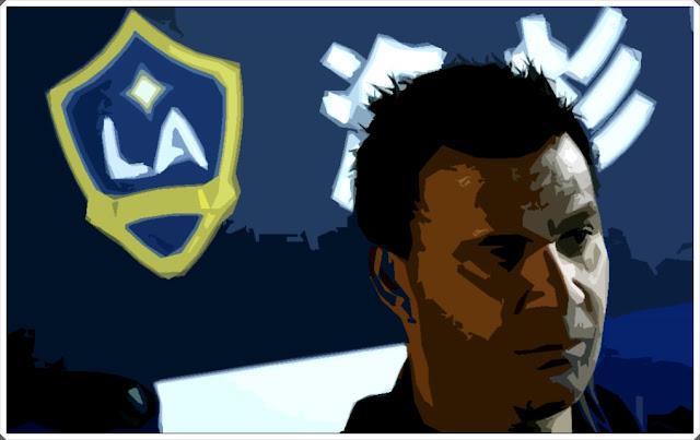Ruud Gullit Los Angeles Galaxy