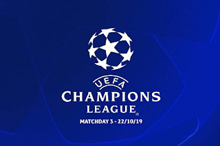 UEFA Champions League Matchday 3 Eutelsat 7A/7B Biss Key 23 October 2019