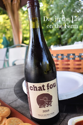Chat Fou Wine