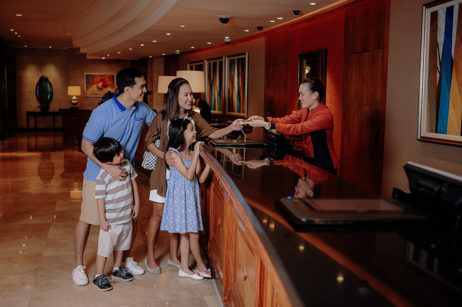 Celebrate Wonderful Weekends with Your Family at Makati Shangri-La