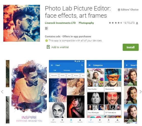 Best Photo Editor App