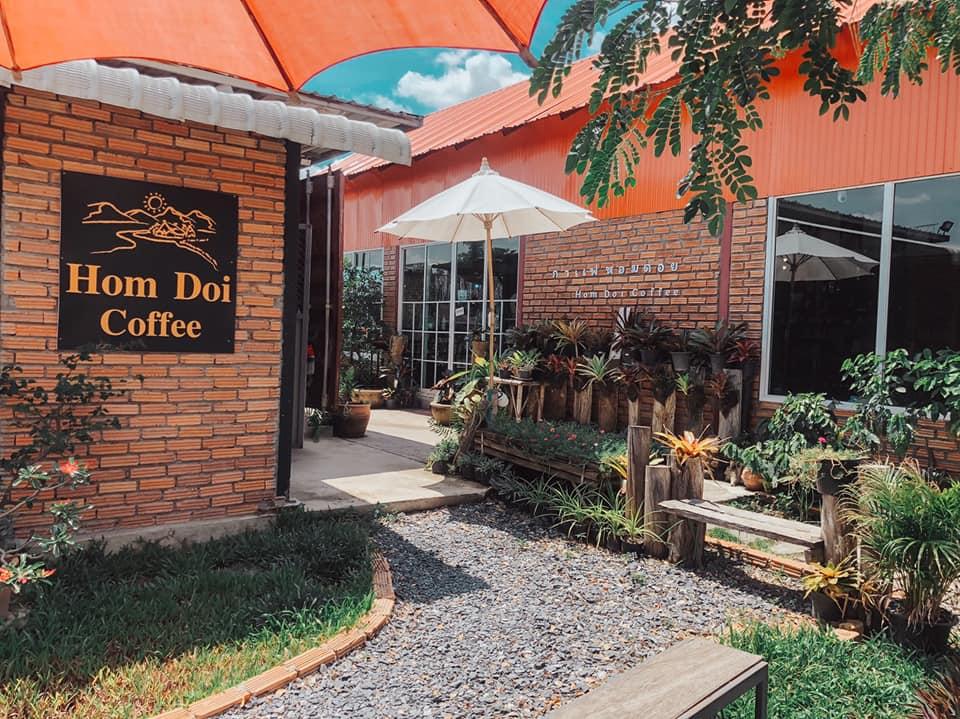 ร้านกาแฟหอมดอย Hom Doi Coffee วงแหวนรอบ 3