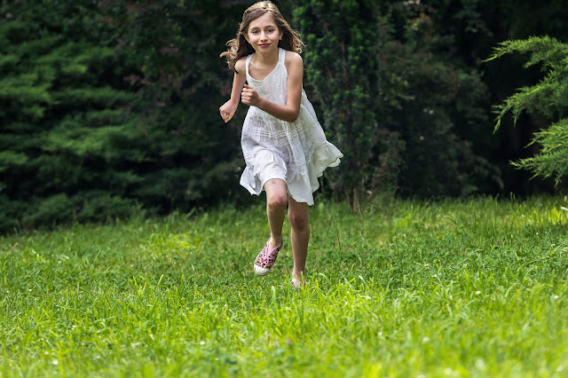 Elleanor de Provence robe enfant blanche