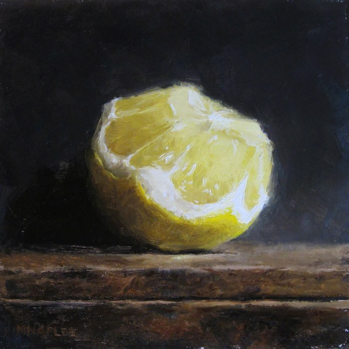Ежедневная живопись. Michael Naples