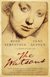 Book cover - The Watsons, completed by Rose Servitova