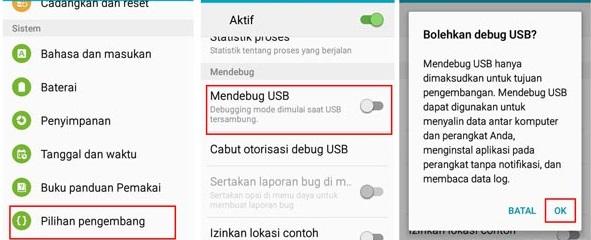 Cara Mudah Install TWRP Samsung J1 SM-J120G - Android System 24