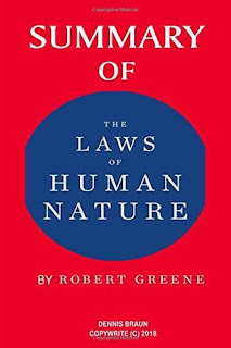 The Laws of Human Nature Book Summary in Hindi - By Robert Greene