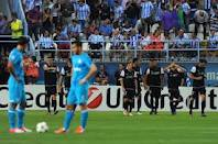 Hasil video malaga vs zenit st. peterburg