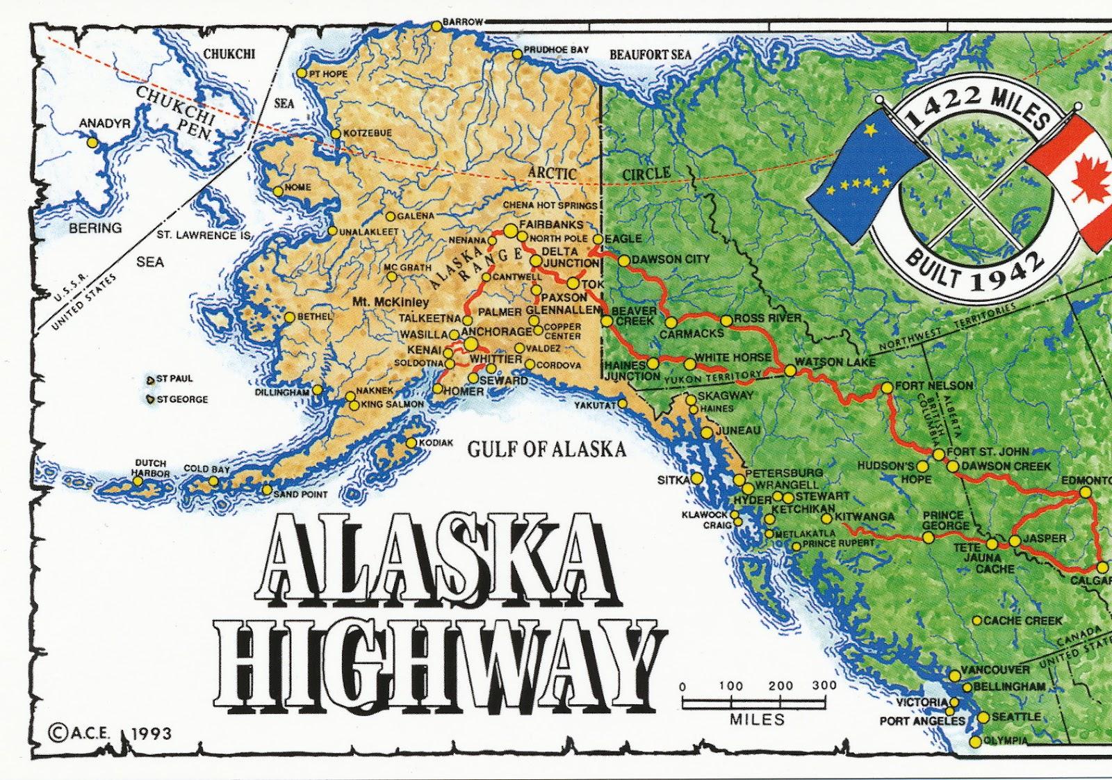 FAQ: Driving the Alaska Highway | The Milepost