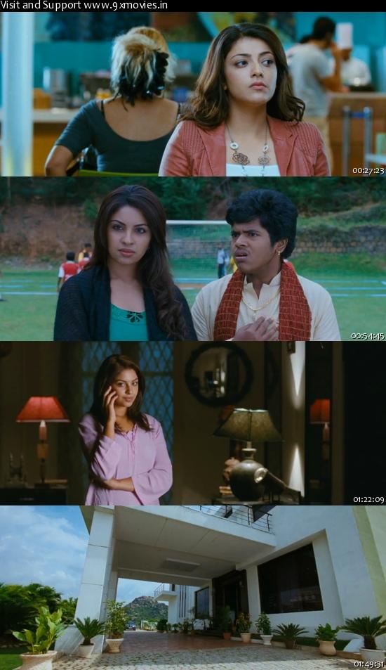 Sarocharu 2012 UNCUT Dual Audio Hindi 480p BluRay